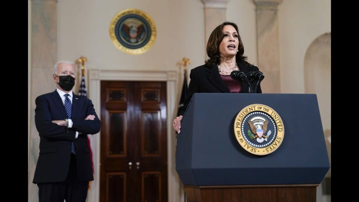 VP Harris absent from the border despite leading role
