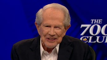 Power Player of the Week: Pat Robertson steps down, but doesn't step out