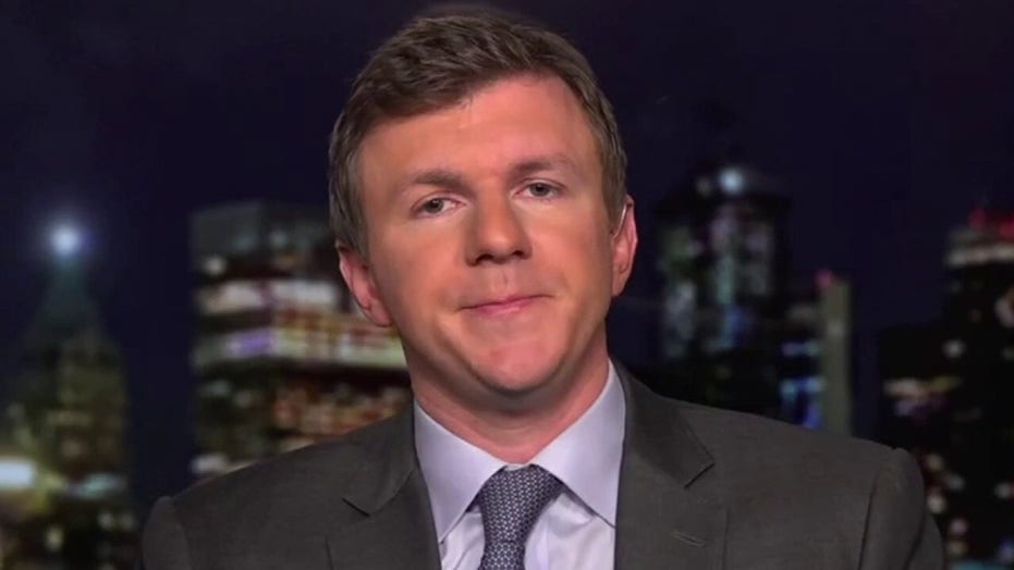 James O'Keefe files defamation lawsuit against Twitter, tech giant silent on details of his suspension