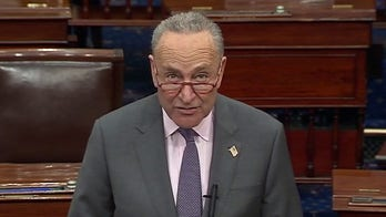 Senate Republicans charge Schumer's been 'silenced' on Israel due to AOC primary threat