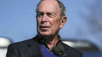 Bloomberg's bucks: How billionaire's campaign spending stacks up against competition