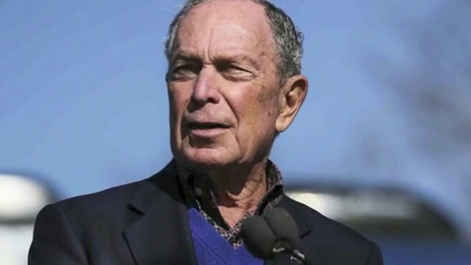 Bloomberg campaign downplays report he is considering Hillary Clinton as running mate