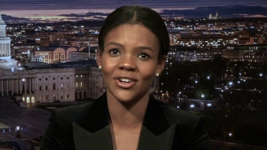 Candace Owens on Lil Wayne's Trump support: Liberals laughed at idea of 'Black Exit' by Dems