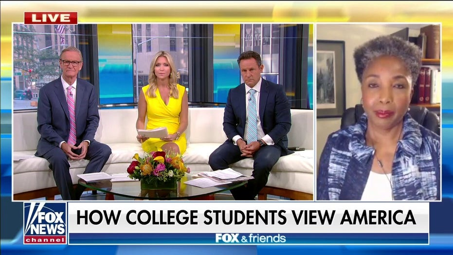 Carol Swain: Many colleges teach anti-Americanism, critical race theory while getting federal funds