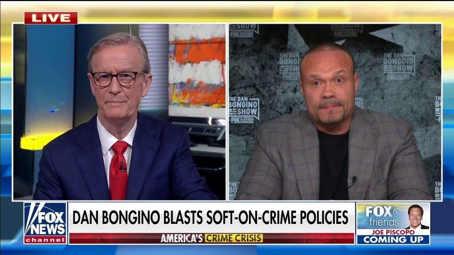 Dan Bongino on 'Fox & Friends': The radical left loves chaos