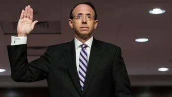 Rod Rosenstein grilled over approval of Carter Page surveillance
