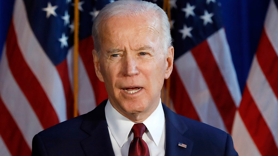 Joe Biden says he'll reverse new rule supporting protections for students accused of sexual assaults on campus