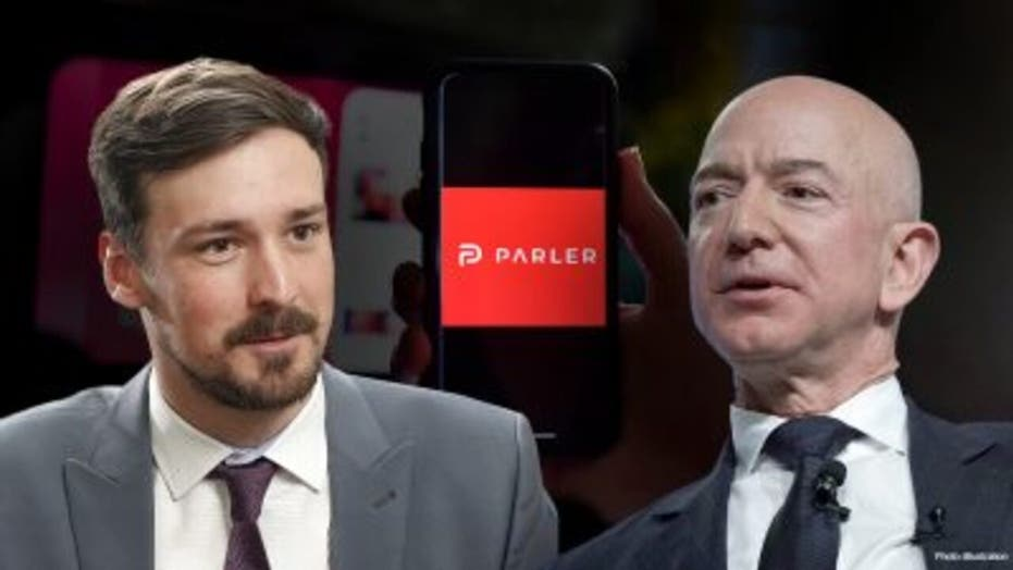 Parler CEO: 'No indication' Big Tech shutdown threats were 'deadly serious' until last minute