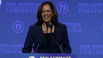 Trump campaign blasts 'phony' Kamala Harris in ad, says Biden pick reflects 'extreme agenda'