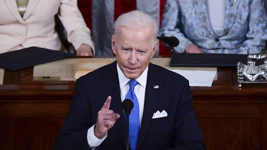 Biden's speech to Congress: Here are the top takeaways
