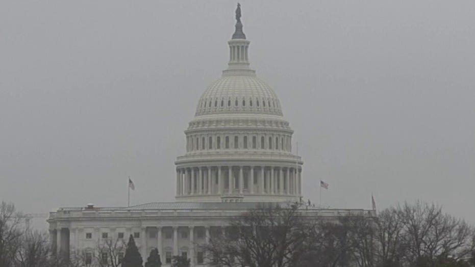 US Congress begins 117th session