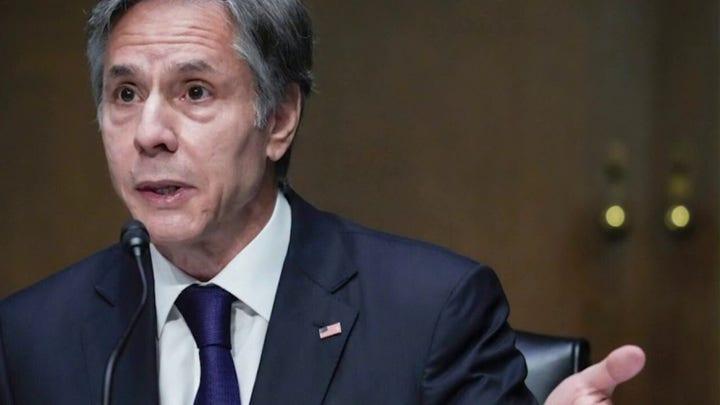 Senators grill Blinken over Afghanistan crisis