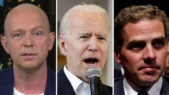 Steve Hilton: Why is Trump hounded while Biden's alleged corruption gets a pass? The 'Swamp' knows