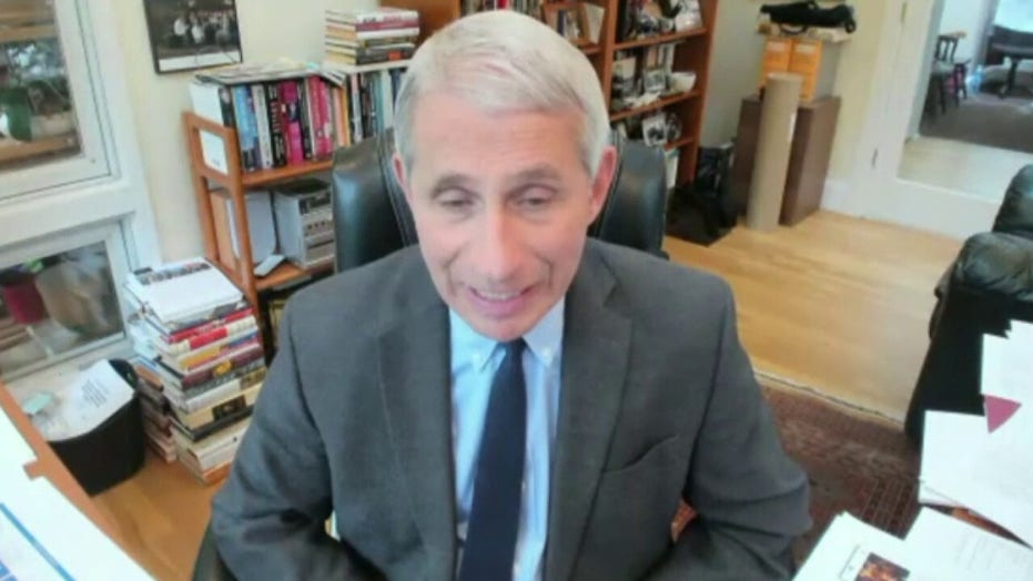 Dr. Fauci on reopening too quickly: 'The consequences could be really serious'