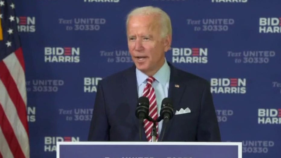What does Biden have to do to be successful during first presidential debate?