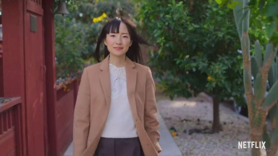 Marie Kondo reveals tips for 'sparking joy' at work, getting kids organized for back to school