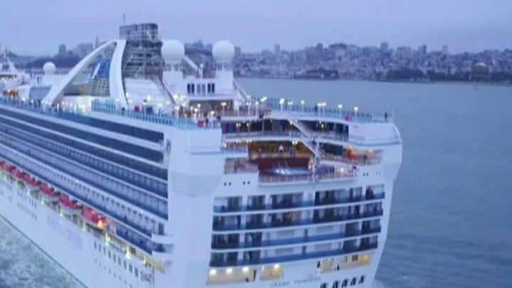 19 crewmembers, 2 passengers test positive for coronavirus on cruise ship off California coast