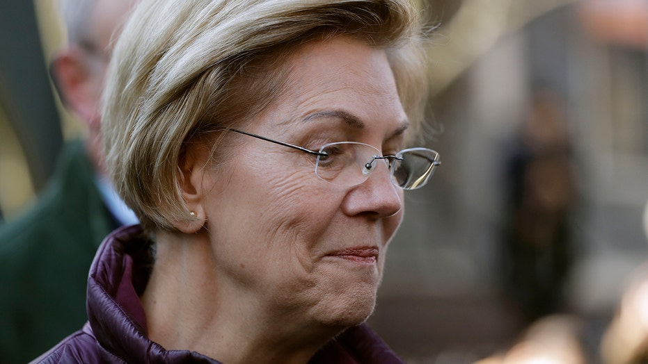 Trump weighs in on Elizabeth Warren leaving the 2020 race