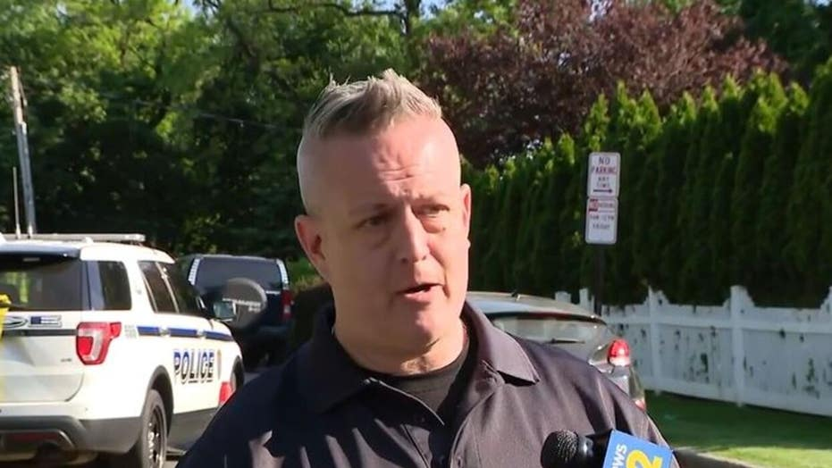 New York police officer OK after 'unprovoked' stabbing attack in Dobbs Ferry, chief says