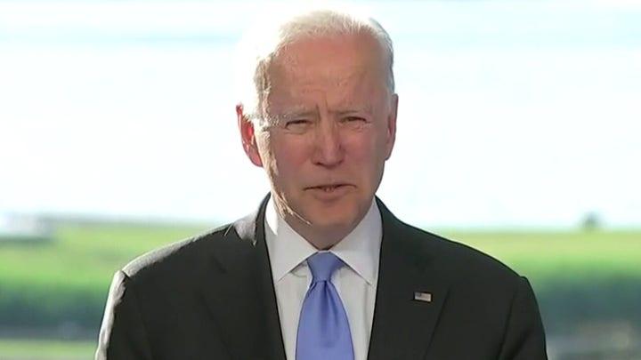 Biden speaks after US-Russia summit