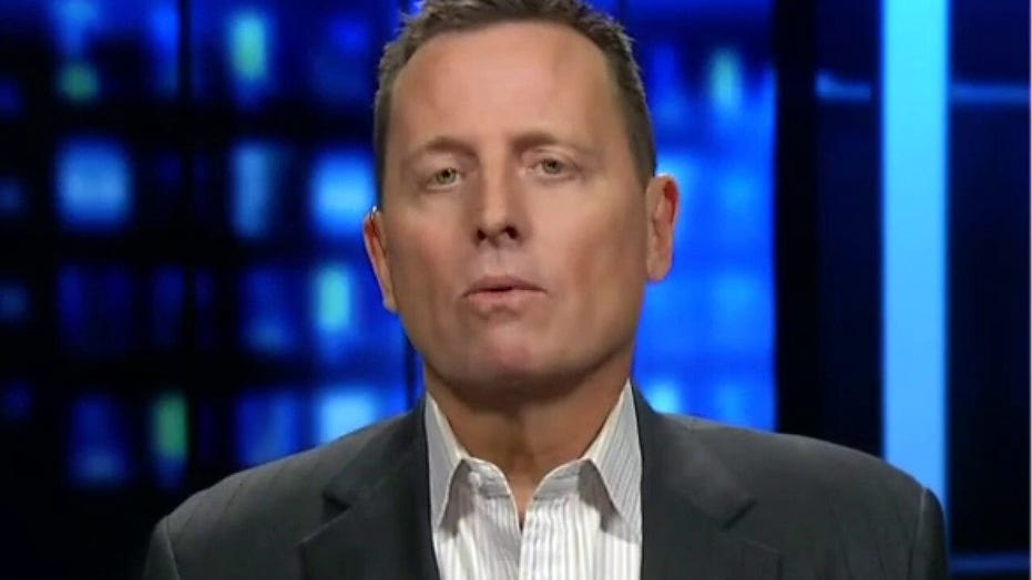 Grenell on Biden's openness to talks with Iran