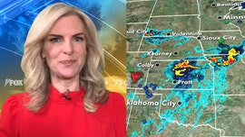 Severe weather, heavy rain threat for Central US as heat wave shows signs of easing