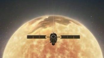 NASA's solar orbiter begins historic mission to the sun