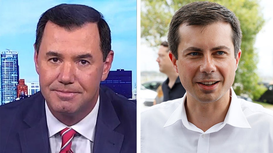 Joe Concha: Pete Buttigieg is in over his head on the supply chain crisis. Here's why
