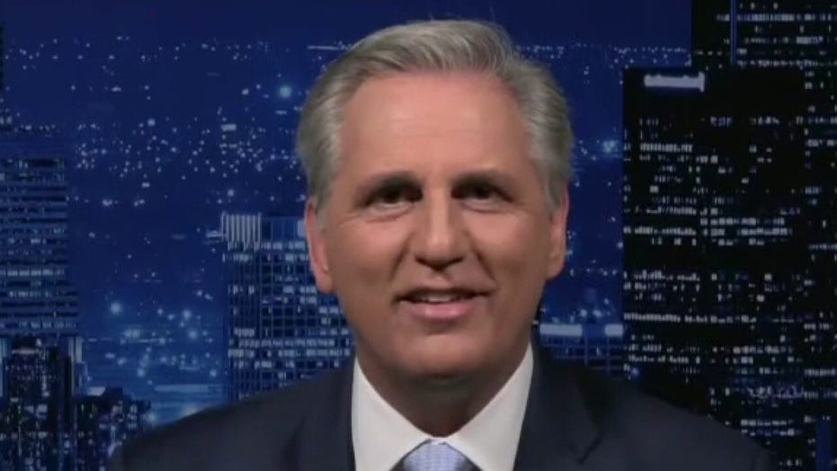 Russia, China benefitting from a Biden presidency, not America: Rep. McCarthy