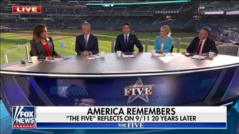 'The Five' reflects on 9/11 20 years later