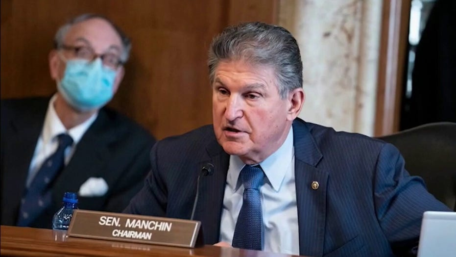 Kevin McLaughlin: Stop Biden's $  3.5 trillion boondoggle – Manchin shows moderate Dems how to survive midterms