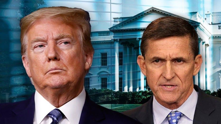 Trump reportedly tells confidantes he plans to pardon Michael Flynn
