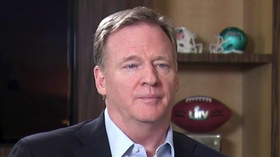 NFL commissioner Roger Goodell on preparations for Super Bowl LIV