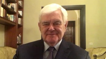 Newt Gingrich: Left-wing media using polls to hurt Trump and Republicans