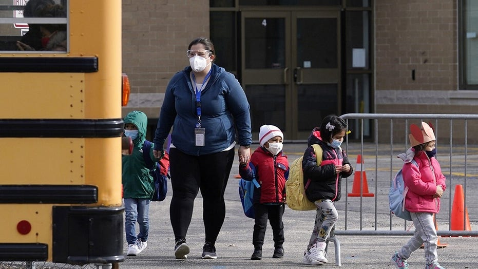 10 states, DC have closed all schools due to coronavirus pandemic