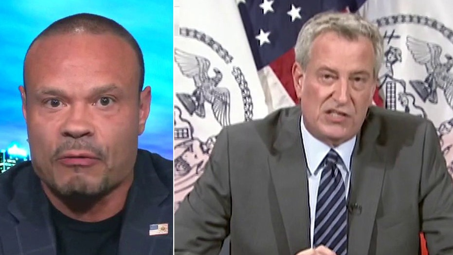 Bongino: Democrats are the cause of New York City's problems