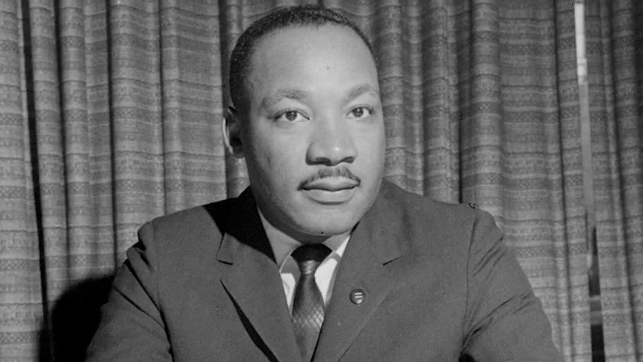 Media, Democrats quick to slam Republicans for praising Martin Luther King, Jr.