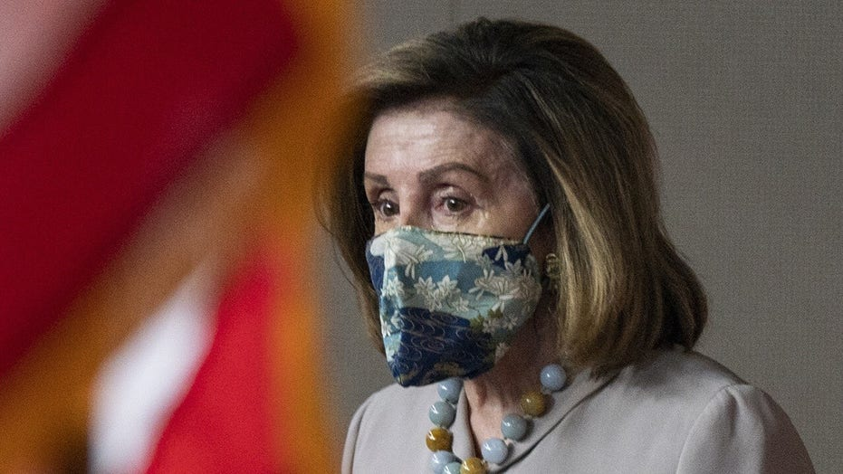 Pelosi slams unvaccinated lawmakers, says she needs to ensure House floor isn't 'petri dish' for COVID