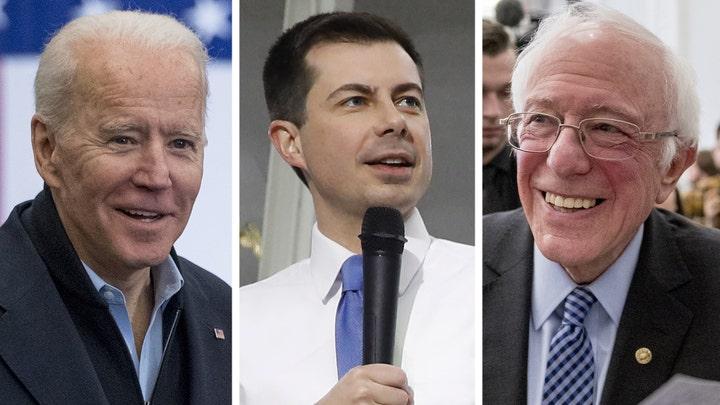2020 Democratic presidential hopefuls make their final push in New Hampshire