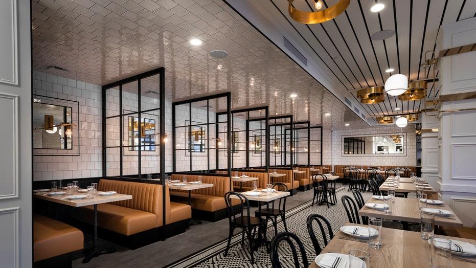 The coronavirus pandemic didn't stop this New York restaurant from opening