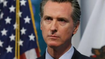 California Gov. Newsom sued by student-athletes over indoor sports ban: 'We're all just isolated'