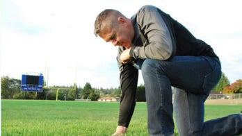 Football coach still fighting five years after firing by school for praying on field