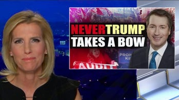 Ingraham: 'Never-Trump' crowd 'takes a bow' as Trump leaves office