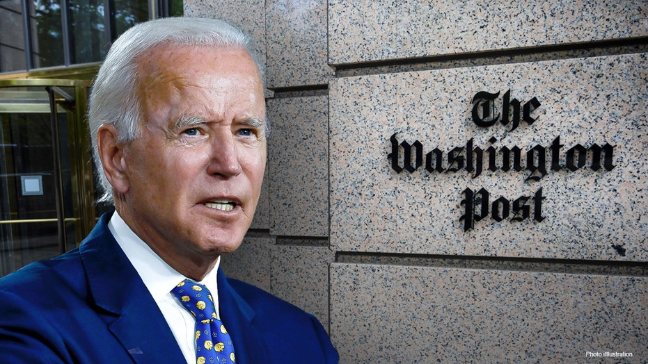 Washington Post ripped for ending Biden fact-checking database for rest of his term
