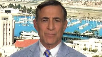 California wildfires 'devastating to a lot of families': Darrell Issa