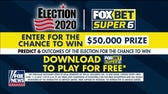 FOX Bet Super 6 offers viewers a chance at $50,000 on Election Day