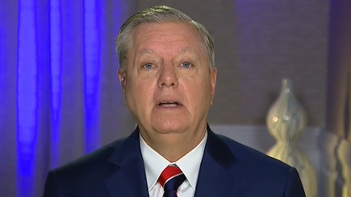 'Trump most effective president since Ronald Reagan': Sen. Graham