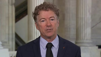 Sen. Rand Paul: If Biden wants more Americans vaccinated, he should 'burn his mask' on national TV
