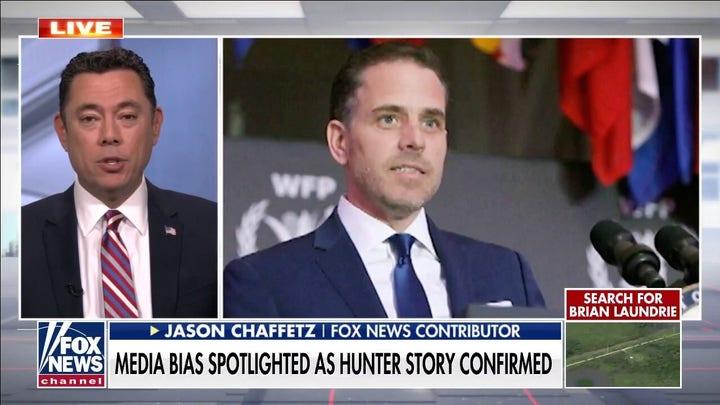 Big tech slammed after Politico confirmed Hunter Biden laptop story is true