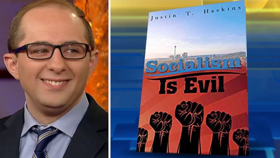 Justin Haskins likens Bernie Sanders' political career to socialism: It doesn't work